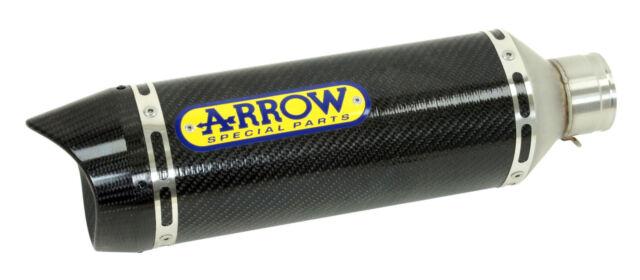 SILENCIEUX ARROW CARBONE HONDA CBR 600 F 2011/13 - 71722MK