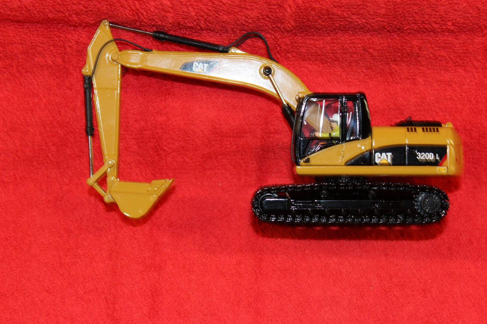 85214 Gato 320d L Hidráulico Excavadora Nuevo En Caja