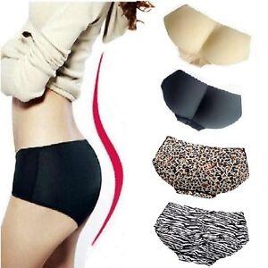 Women-Shape-wear-Buttock-Padded-Underwear-Bum-Butt-Lift-Enhancer-Brief-Panties