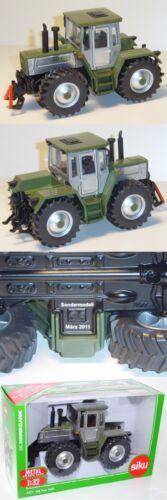 1:32 Siku Farmer 3477 MB trac 1100 intercooler SSC Sondermodell 03//11