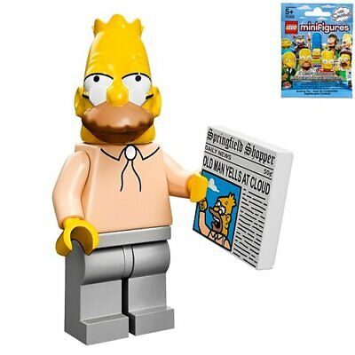 Lego Minifigures 71005 The Simpson/'s #8 KRUSTY THE CLOWN Mint OOP w// Packaging