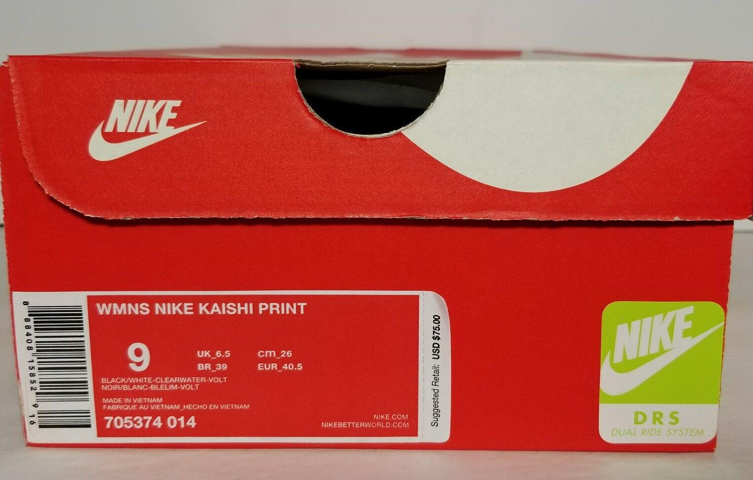 NIKE KAISHI PRINT WOMEN'S WOMEN'S WOMEN'S MULTIPLE SIZE NEW BOX 705374 014 0671bf