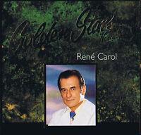 Golden Stars Nostalgie - Rene Carol CD ( 18 Track ) Club Exklusiv 336347