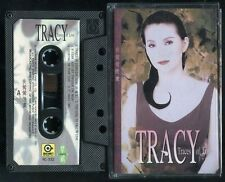 Taiwan Tracy Huang 1992 Rock Records Singapore Cassette CS497
