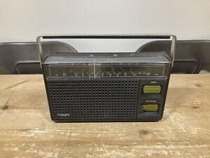 Vintage Philips MW/FM Portable Transistor Radio