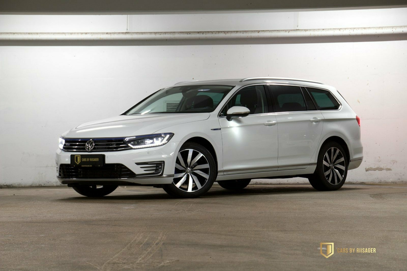 VW Passat 1,4 GTE Variant DSG 5d - 435.000 kr.
