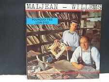 MALJEAN WILLEMS Pourquoi t'es loin d'ici GC8538