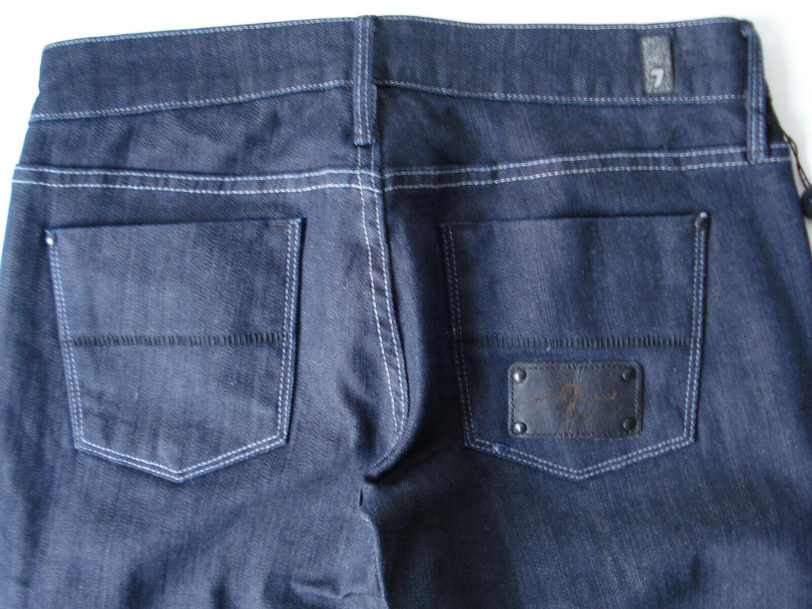 Seven for all Mankind SFAM Ava Jeans Denim Hose blue Gr 26 28