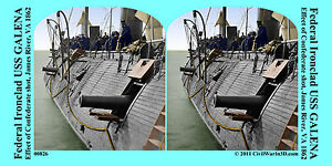 USS-GALENA-Ironclad-Cannon-Artillery-Civil-War-SV-Stereoview-Stereocard-3D-00826