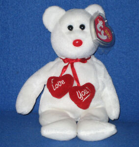 7a56807927f Image is loading TY-TRULY-the-BEAR-BEANIE-BABY-MINT-with-