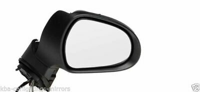 PEUGEOT 207 2006-2013 PRIMED ELECTRIC DOOR WING MIRROR PASSENGER  SIDE LEFT