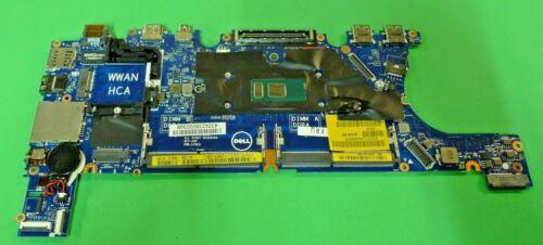 Dell Latitude E7270 Laptop Motherboard Intel i7-6600u 2.6GHz LA-C451P T0V7J