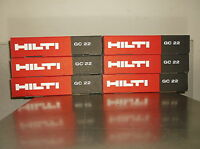 Hilti Gc 22 Fuel Cells 6 Brand Fuel Cells For The Hilti Gx 120 Free Shipping