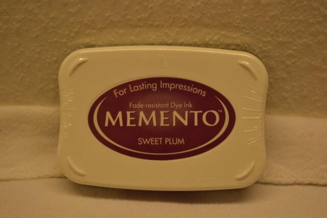 Memento Stempelkissen Sweet Plum 204506