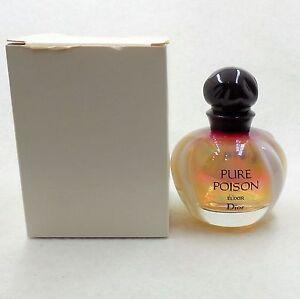 Christian Dior Pure Poison Elixir Eau De Parfum Spray 50 Ml 17 Oz