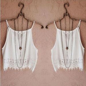 Boho-Hippie-Women-Floral-Crochet-Summer-Sling-Vest-Crop-Top-Blouse-Tank-Camisole