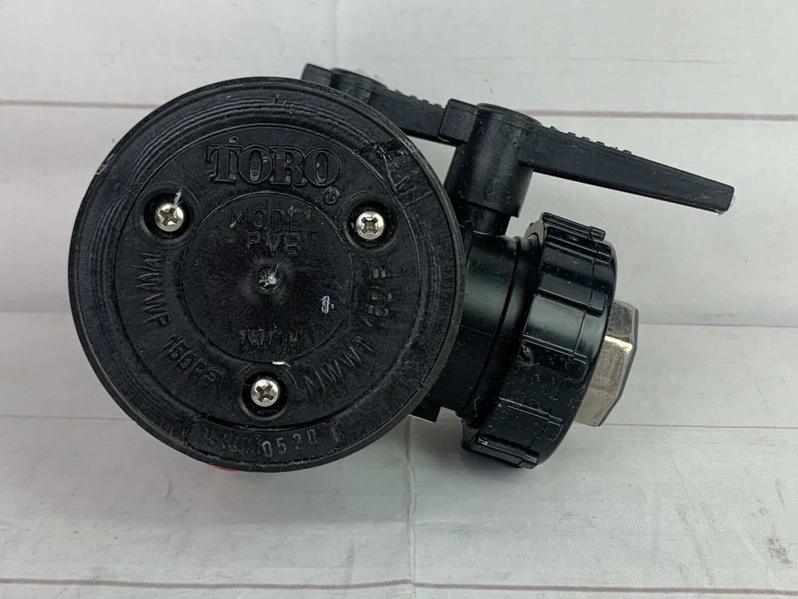 Toro 1-Inch Pressure Vacuum Breaker #53300, Toro Co M/R Irrigation 150 PSI