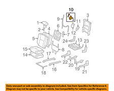 TOYOTA 72909-0C010-B0 Seat Handle