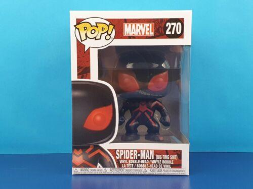 SPIDER-MAN Big Time Tuta Funko Pop Figura in vinile Marvel FONDAZIONE FUTURO