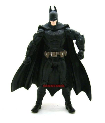DC Universe Classics Batman Legacy Arkham City Black Batsuit Loose Action Figure