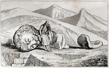 Il leone di chaironeia Orchomenos conciarie Grece HELLAS LION de chéronée