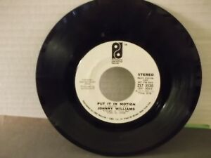 Johnny-Williams-PIR-034-Put-It-In-Motion-034-US-7-034-45-Northern-Soul-PROMO-issue-Mint