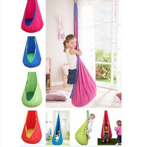 Yontree 1 Pc Baby Hammock Inflatable Swing Indoor Outdoor Hanging