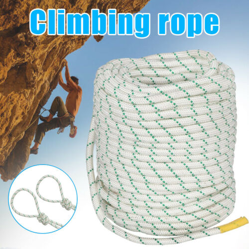 150FT Parallel Core Kernmantle Rope High Strength Abrasion Resistant EZ Storag