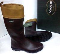 Filson Le Chameau Anjou Rubber Boots - Filson Tin Cloth - For Men - Bcb1864