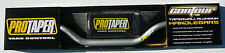 "Pro Taper Contour Platinum Grey Fat Handlebar KX High Bend 1-1/8"" Bar Pad NEW"