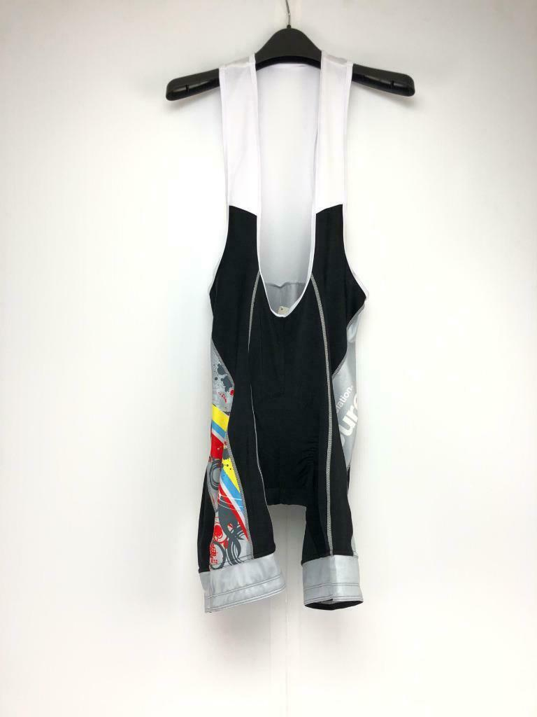 Primal Prisma cycling bib NEW with tags Tour De Cure large