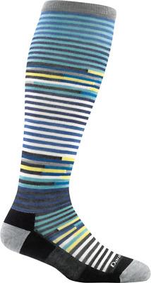 NEW 1797 White DARN TOUGH No Show Tab Light Cushion Womens Socks S M L Wool