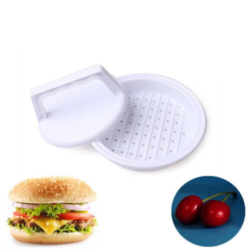 Burger Burger Press Hamburger Fleisch Rindfleisch Grill Kochen Maker KitchRSPF
