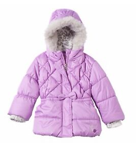 Zeroxposur Quilted Puffer Jacket Toddler Girl Clothes
