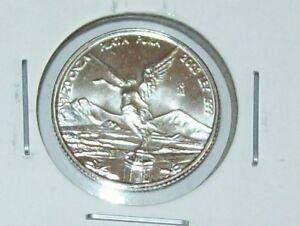 Mintage of 50,000 2003 Banco de Mexico Libertad 1//20 oz .999 Fine Silver