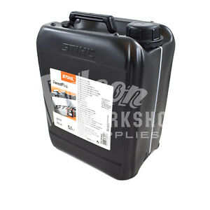 STIHL-PROFESSIONAL-FOREST-PLUS-CHAINSAW-OIL-FOR-BAR-AND-CHAIN-5LTR-HIGH-QUALITY