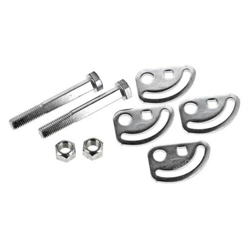 For Hummer H3 06-09 Supreme Front Adjustable Alignment Caster//Camber Kit