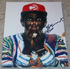 YOUNG THUG RAPPER SIGNED AUTOGRAPH HIP HOP ARTIST 8x10 PHOTO H w/VIDEO PROOF