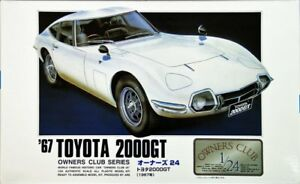 Arii-Owners-Club-1-24-01-1967-Toyota-2000GT-1-24-scale-kit-Microace