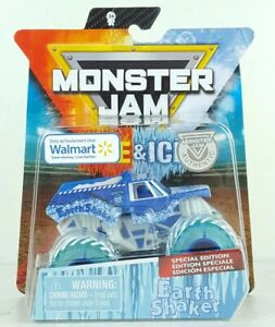 FIRE-amp-ICE-Monster-Jam-Truck-Special-Edition-Pack-2019-Walmart-Exclusive-Gift