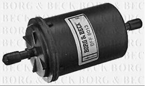 Borg-amp-Beck-Kraftstofffilter-fuer-Renault-Clio-Benzinmotor-1-2-57KW