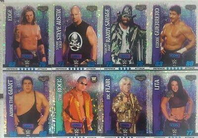 MANKIND-OMG WWE Slam Attax 10th Edition-no 50-UNDERTAKER VS