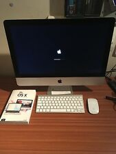 "APPLE iMAC 21.5""1tb i5 2.7-3.2ghz With Apple Care Until June 2018"