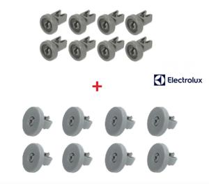 Rex Electrolux Kit 8 8 Räder Korb Oben /& Niedriger für Spülmaschine