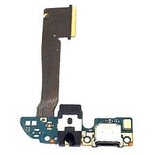 Micro USB PORTA DI RICARICA DOCK MIC Earphone Jack Audio Flex Ribbon per HTC One M8