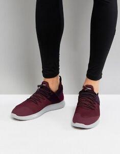 5ec283fa840f Nike Free Rn Cmtr 2017 Bordeaux Red Slip On Textile Men s Trainers ...