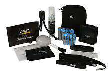 Vivitar 20-in-1 Piece Digital Camera Accessories Kit ** GREAT PRICE **