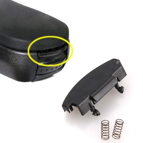 Bouton Pince Loquet Couvercle d/'Accoudoir Console Centrale pour VW Passat B5