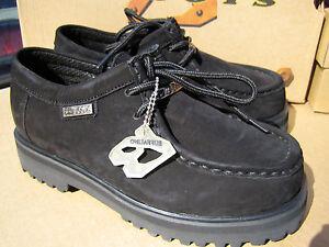 96434d33631 Details about New Buffalino Men Leather Boots Size 8.5 Color Black / Black