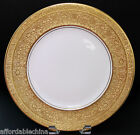Hutschenreuther Heavy Gold Encrusted 10 3/4